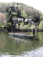 Hand Ferry Symonds Yat